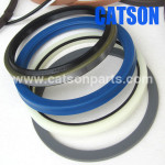 KOMATSU Parts WB140PS-2 Backhoe Loader 395011007 Backhoe Outrigger Rh seal kit 878000494.jpg