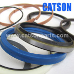 KOMATSU Parts WB140PS-2 Backhoe Loader 395013019 Loading Shovel Bucket Rh seal kit 878000487.jpg