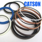 KOMATSU Parts WB140PS-2N Backhoe Loader 395013019 Loading Shovel Bucket Rh seal kit 878000487.jpg