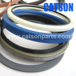 KOMATSU Parts WB150PS-2N Backhoe Loader 395013019 Loading Shovel Bucket Rh seal kit 878000487.jpg