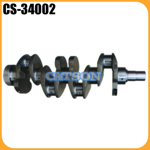4D95 engine crankshaft 6204-33-1100