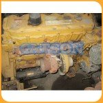 CAT 3126 engine assy 4