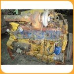 CAT 3306 DI engine assy  3