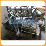 CAT C2.2 engine assy  4