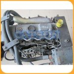 CAT E307 E308 4M40 engine assy 2