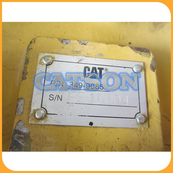 CAT E312D Hydraulic main pump assy 349-9085 1