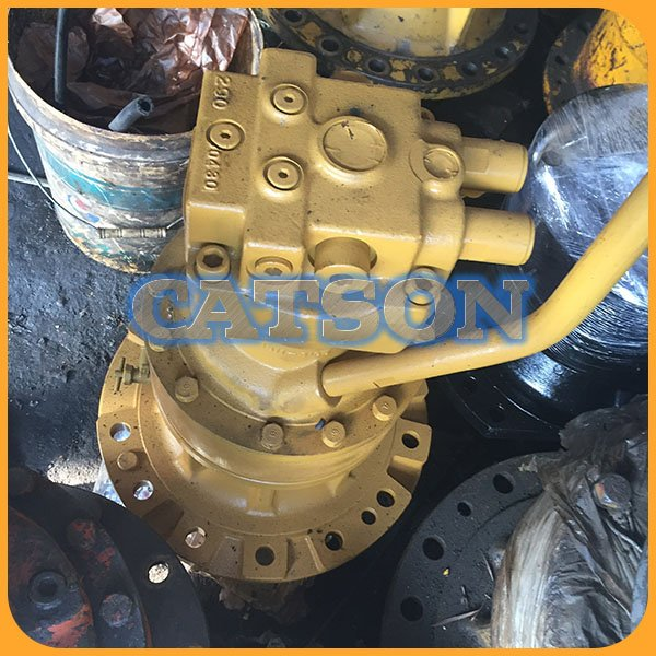 CAT E315D swing motor assy, swing device (3)
