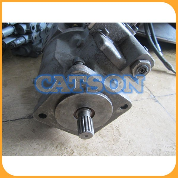HITACHI EX60-1 Hydraulic main pump assy 2
