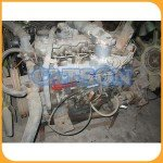 Hitachi EX220-3 H06CT engine assy  3