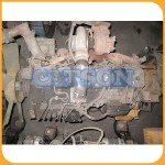Hyundai R220-5 6BT5.9 engine assy   3