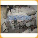 Isuzu 4LB1 engine assy 2