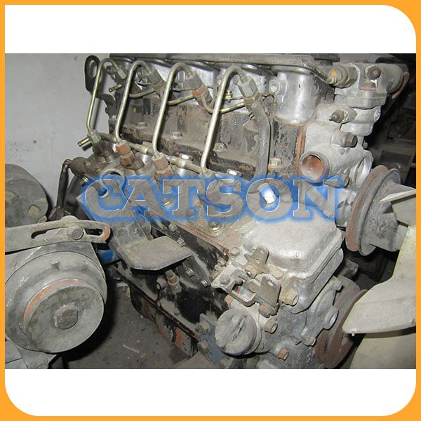 Isuzu 4lb1 Engine Assy Factory Supplier Catson