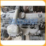 Kato HD700 6D31 engine assy 1