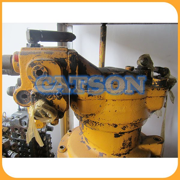 Kobelco SK07N2 Swing motor assembly 2 (2)