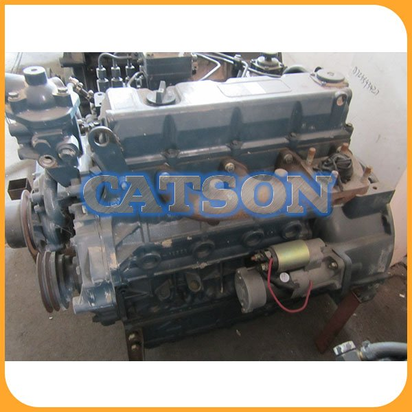 Kubota V3300 engine assy  2