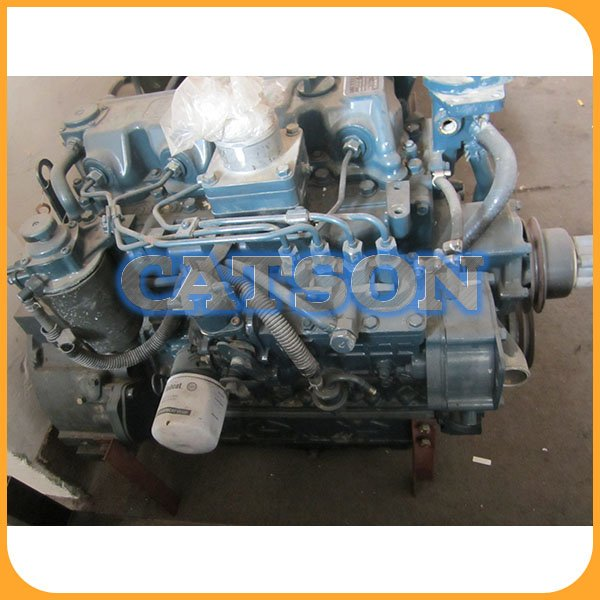 Kubota V3300 engine assy  5