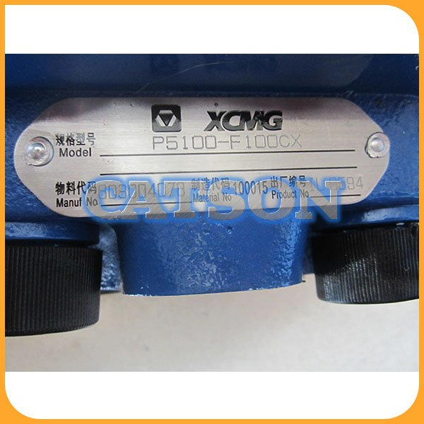 XCMG P5100-F100CX gear pump 1