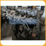 Yanmar 3TN84L engine assy 4