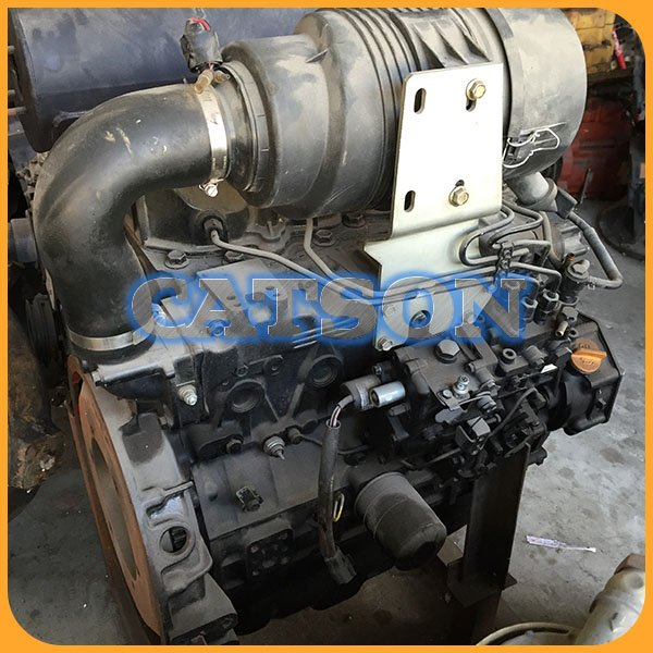 Yanmar 4TNV98 engine 5