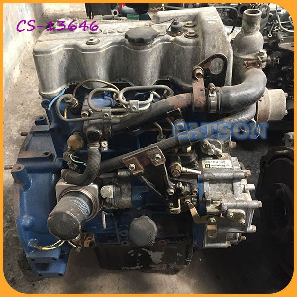 Isuzu 3kr1 Used Engine Factory Supplier Catson