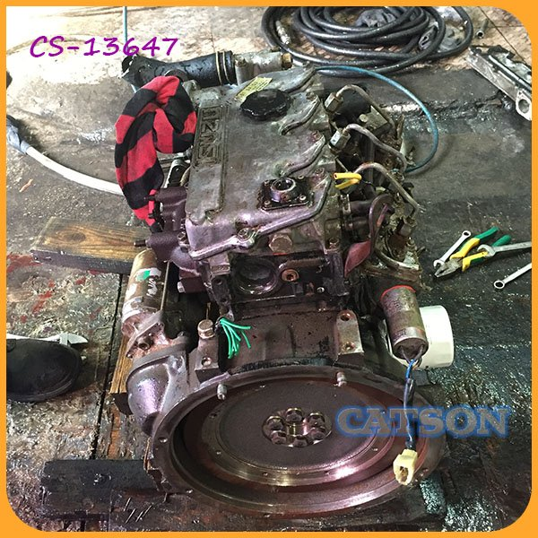 Engine Isuzu 3lb1 Factory Supplier Catson